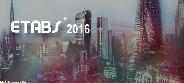 رفع Error 87  هنگام کرک ETABS 2016
