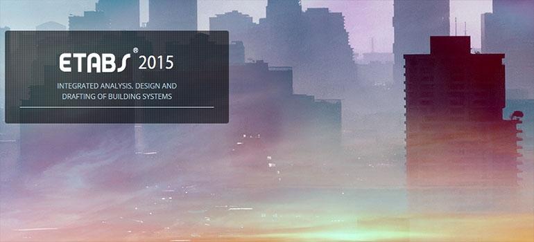معرفی نرم افزار Etabs 2015